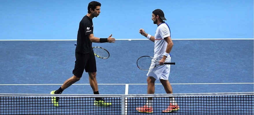 Dupla favorita, Melo e Kubot vencem em estreia do Australian Open