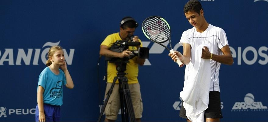 Brasileiro Mateus Alves é vice-campeão de ITF G1, na Colômbia