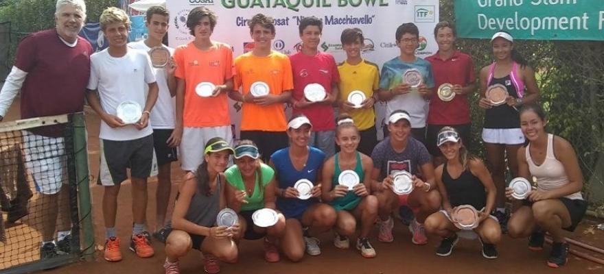 Lorena Cardoso conquista 2º título Cosat consecutivo em Guayaquil