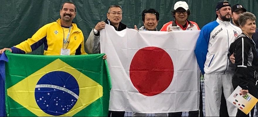 Brasileiro Roberto Tuelho participa do maior evento paradesportivo mundial