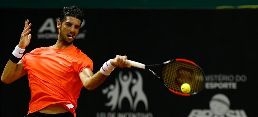 Bellucci recebe segundo convite para o Brasil Open