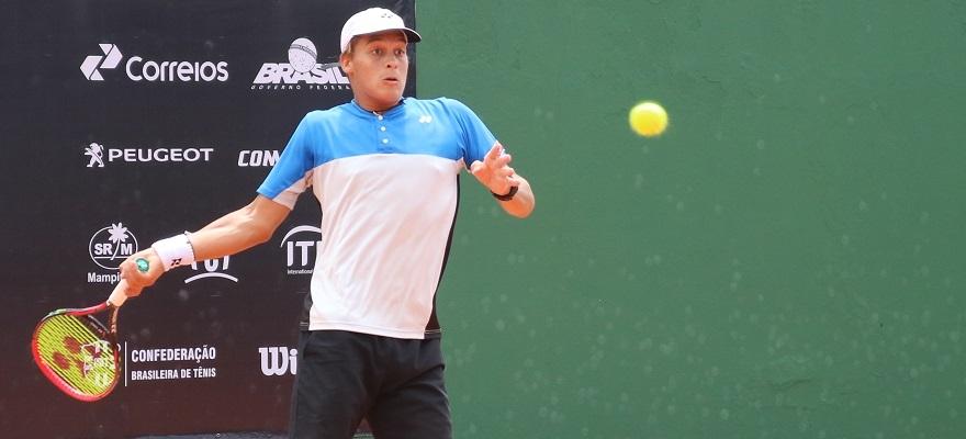 Klier vence top 10 e encara novo número 1 na final da Copa Paineiras