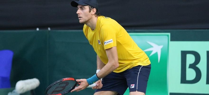 Demoliner vence em estreia de ATP 250 no Marrocos