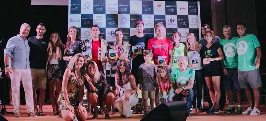 Italianos dominam pódio do Copacabana Open de Beach Tennis