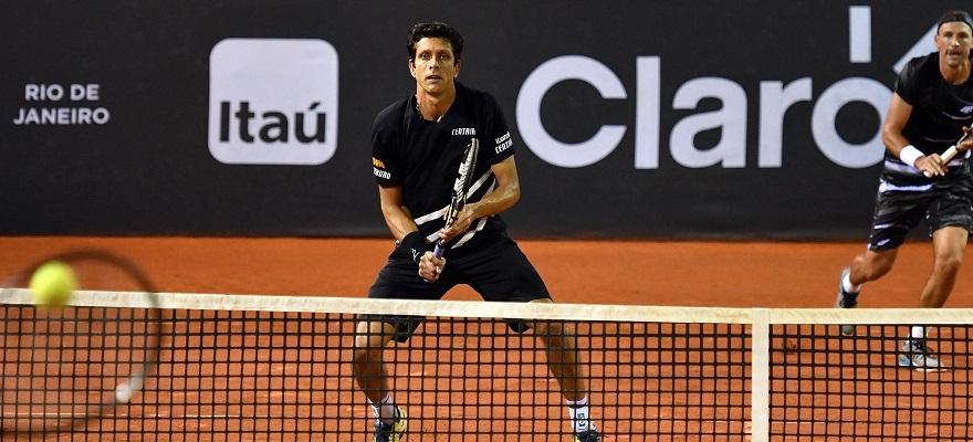Melo e Kubot estreiam com vitória no Masters 1000 de Roma