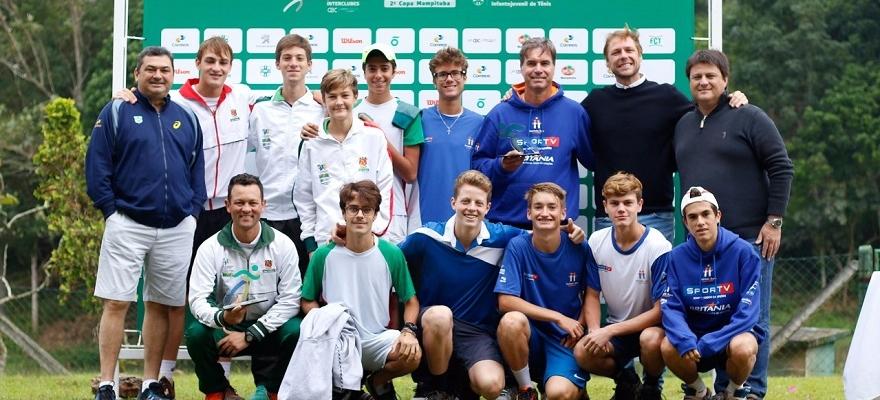 Paranaenses lideram Campeonato Brasileiro Interclubes