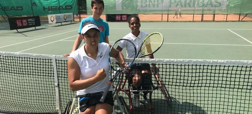 Brasileiros do Tênis em Cadeira de Rodas estreiam no Open de Vendee