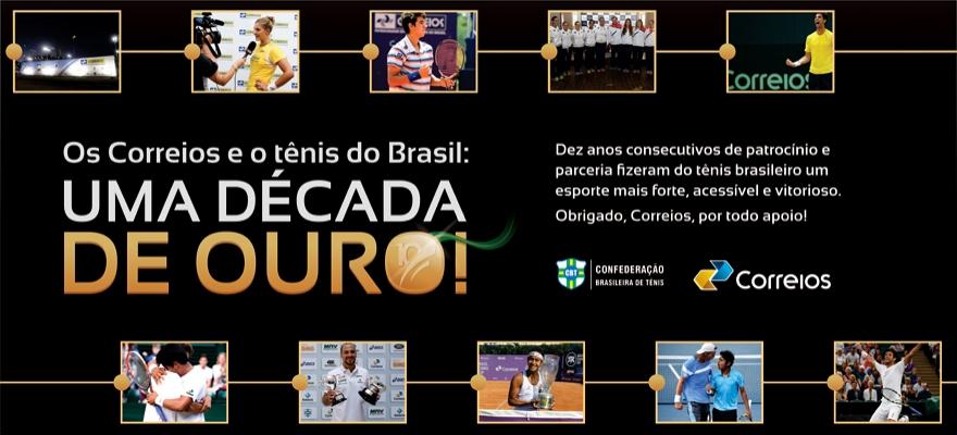 CBT e Correios celebram 10 anos de parceria nesta terça-feira