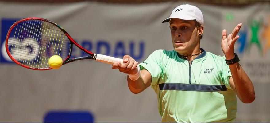 Gilbert Klier elimina número 2 do mundo na estreia em Wimbledon