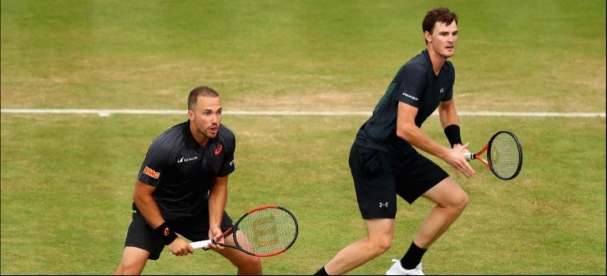 Bruno Soares e Jamie Murray avançam às quartas em Wimbledon