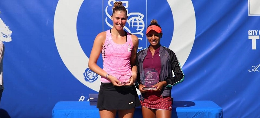 Bia Haddad Maia sagra-se vice-campeã do ITF $80 mil de Tyler, nos EUA