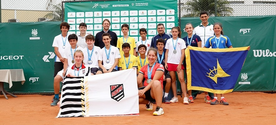 Definidos primeiros campeões do Interclubes de Curitiba, nesta segunda