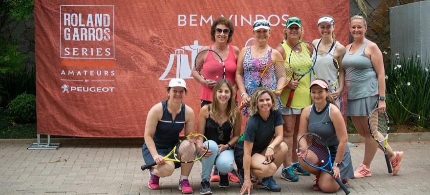 Roland-Garros Amateur Series by Peugeot conhece finalistas