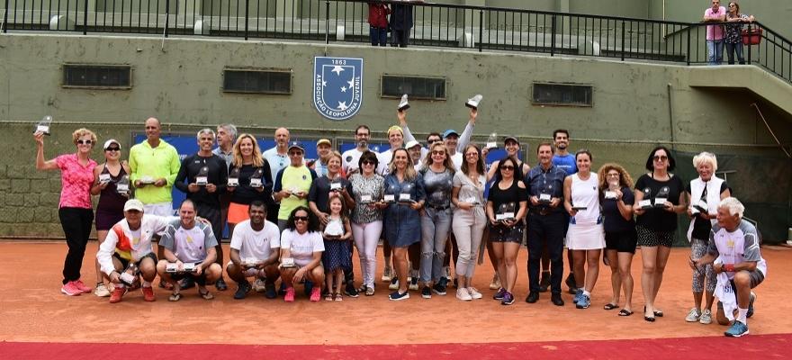 33ª edição do Seniors Internacional de Porto Alegre encerra no RS