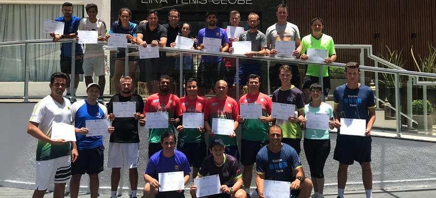 Módulo E em Florianópolis encerra temporada da Capacitação da CBT