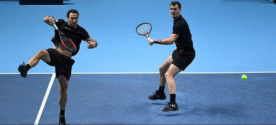 Soares e Murray salvam três match-points e avançam no Australian Open