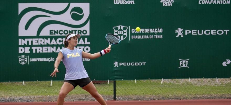 Pré-quali nacional dá vagas para Torneio Internacional no Pinheiros