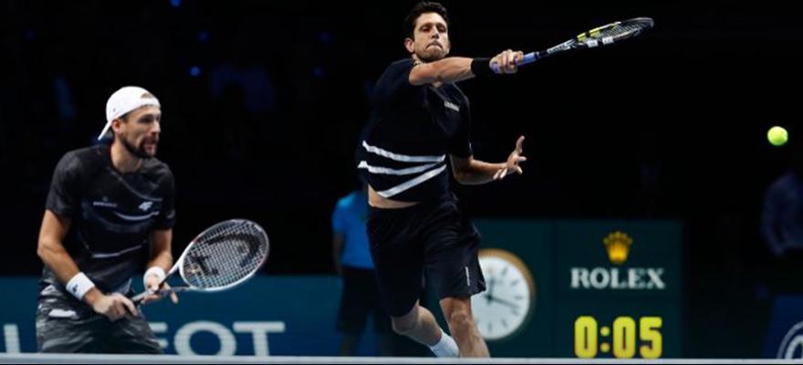 Marcelo Melo busca vaga na semifinal nas duplas em Indian Wells