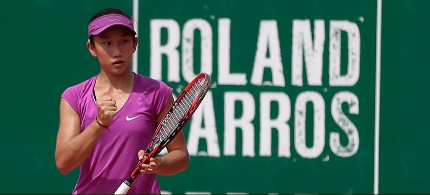 Fim de semana decisivo no Roland-Garros Junior Wild Card Series
