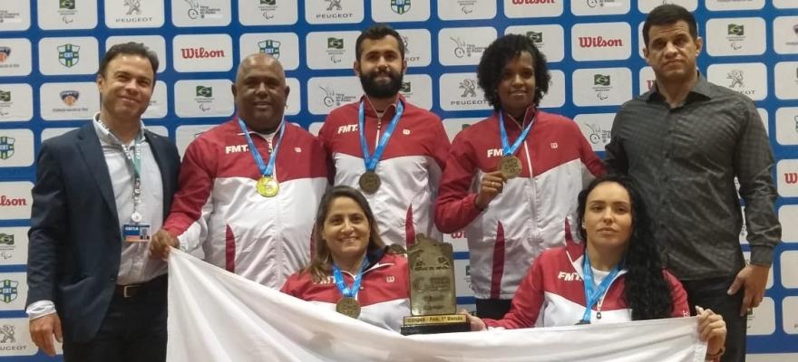Mulheres de MG são campeãs na Copa das Federações de TCR