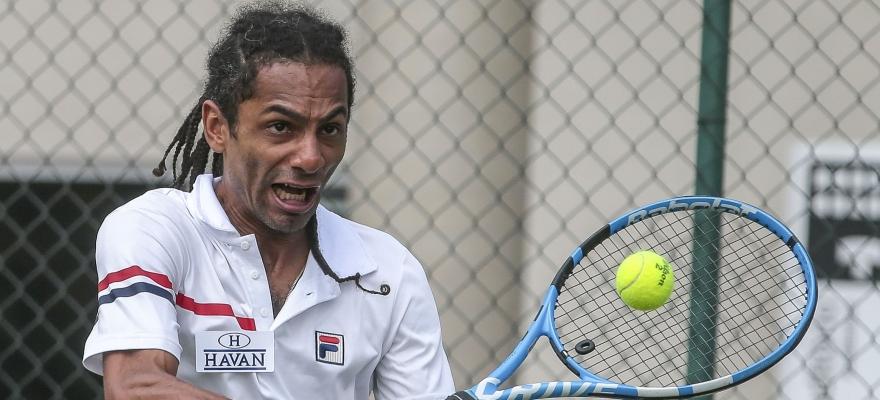 Ymanitu Silva fez história em Roland-Garros