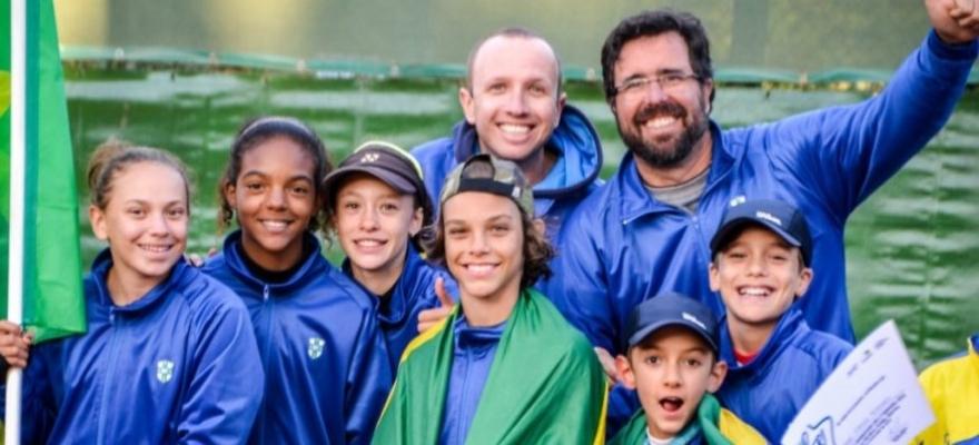 Brasil termina Sul-Americano 12 anos com segundo lugar no masculino