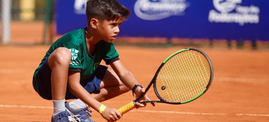 Copa das Federações e Brasileirão incentivam prática do Tennis Kids