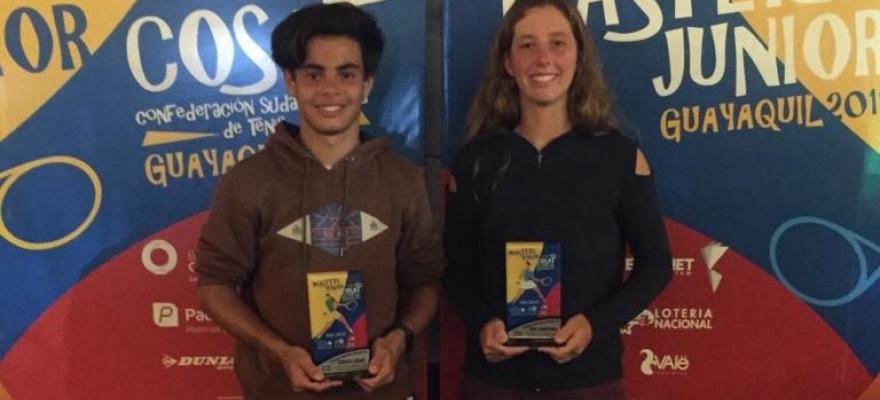 Brasil tem bons resultados no Masters Juniors da Cosat no Equador