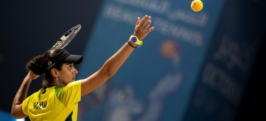 Rio Beach Tennis Tour começa nesta sexta-feira em Niterói (RJ)