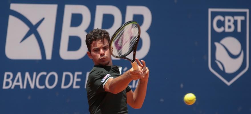 Vitória na Copa BRB, em Brasília, deixa brasileiro mais perto do top 10 do tênis mundial