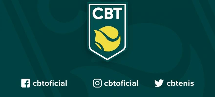 Acompanhe a CBT pelas redes sociais