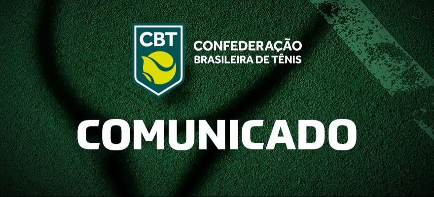 Suspensão dos torneios nacionais é prorrogada até 30 de junho de 2020