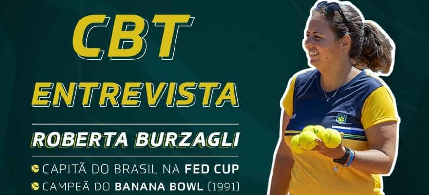 CBT lança série de entrevistas com personalidades do tênis brasileiro