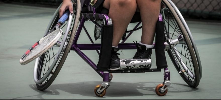 Inscrições abertas para a Copa BRB de Tênis em cadeira de Rodas