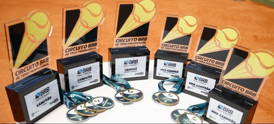 Supercopa BRB de Tênis em Cadeira de Rodas termina com títulos de Daniel Rodrigues, Meirycoll Duval e Ymanitu Silva