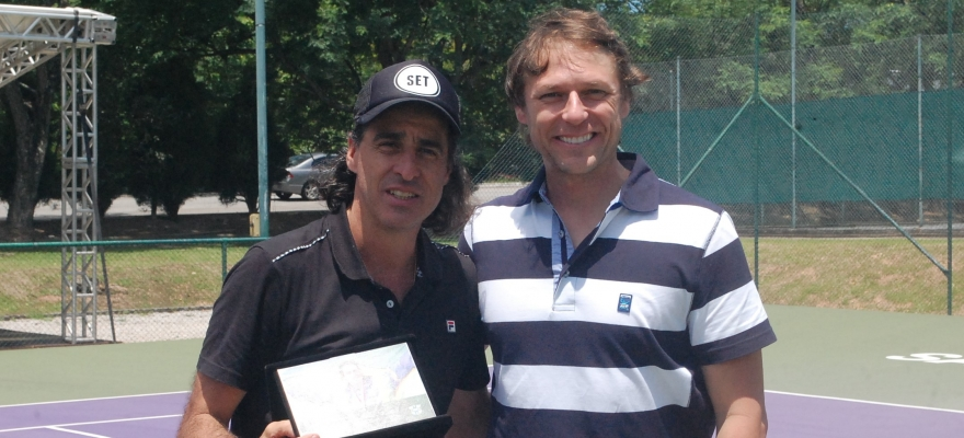 CBT se torna apoiadora do ProXperience, curso de tênis interativo com Fernando Meligeni