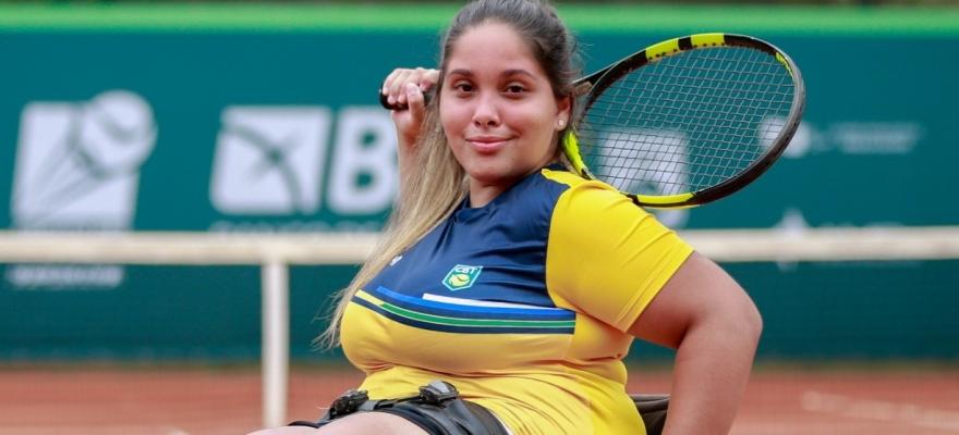 Time Brasil BRB é convocado para a Copa do Mundo de Tênis em Cadeira de Rodas