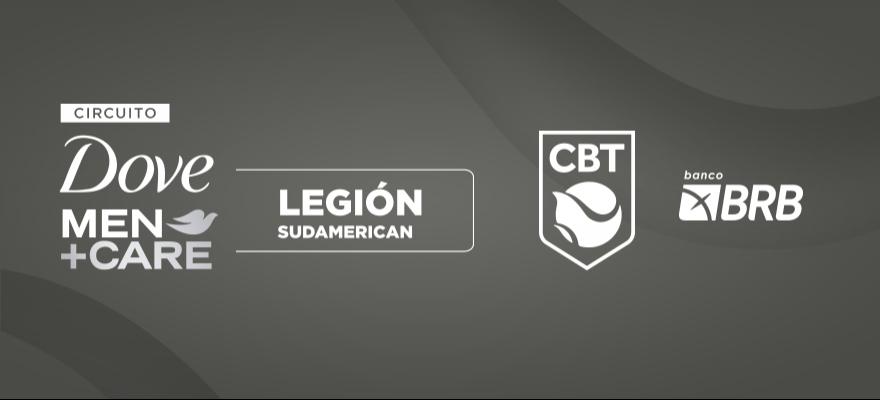 Circuito Dove Men+Care Legión Sudamericana coloca Brasil na rota dos grandes torneios de tênis