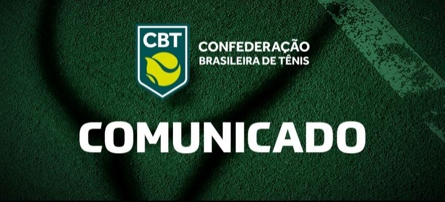 Comunicado: cancelamento do Brasileirão e da Copa das Federações Infantojuvenil em 2021